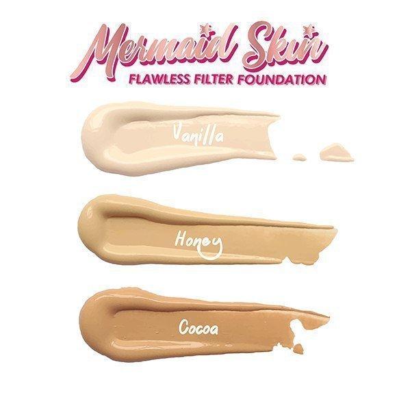 Mermaid Skin Flawless Filter Foundation Duo