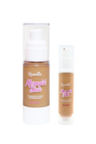 Mini Mermaid Skin Foundation Vanilla (10ML)